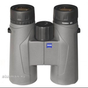 Бинокль Carl Zeiss 10x42 TERRA ED gray