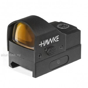 Прицел Hawke Reflex Red Dot Sight ~ Digital Control (5 MOA)